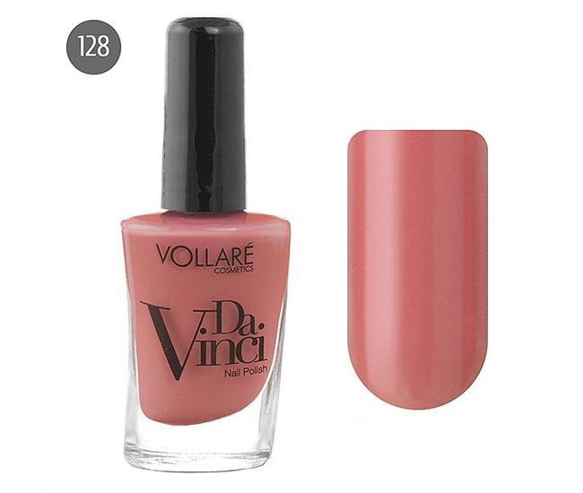 "Vollare ""Da Vinci"" Лак для ногтей 11мл №128"