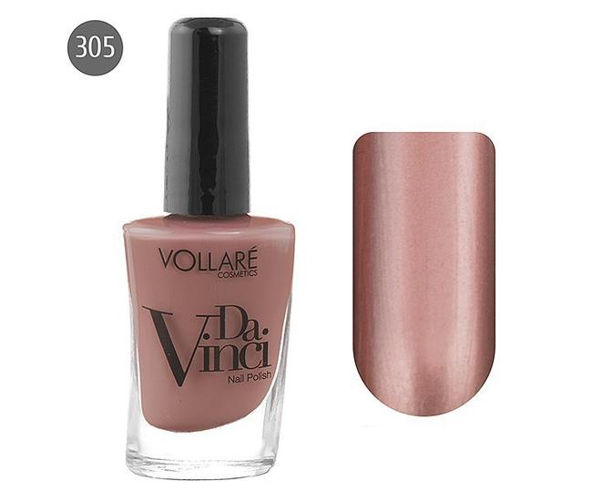 "Vollare ""Da Vinci"" Лак для ногтей 11мл №305"
