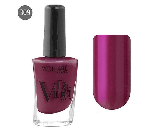 Vollare Лак для ногтей Da Vinci 11мл №309