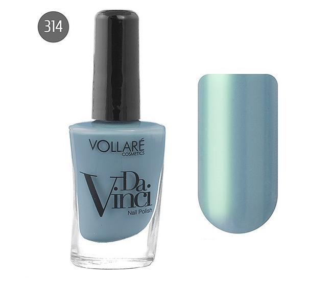 Vollare Лак для ногтей Da Vinci 11мл №314