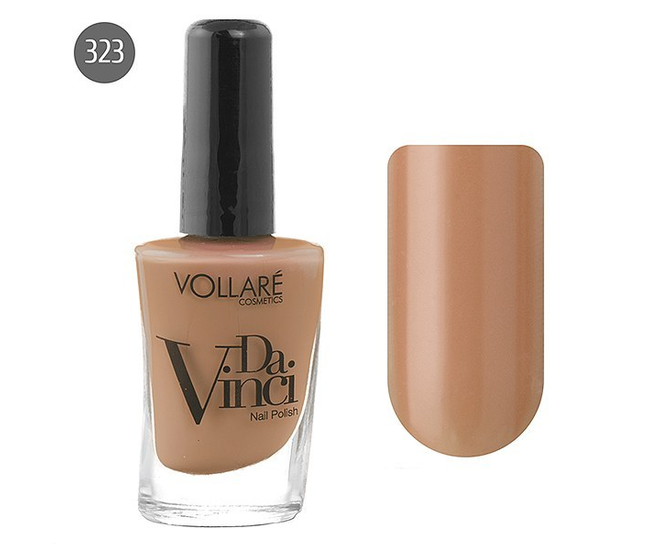 Vollare Лак для ногтей Da Vinci 11мл №323