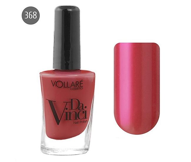 Vollare Лак для ногтей Da Vinci 11мл №368