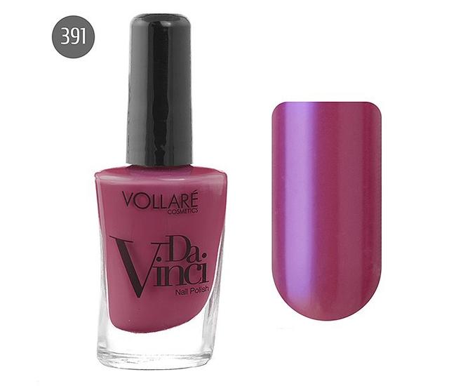 Vollare Лак для ногтей Da Vinci 11мл №391