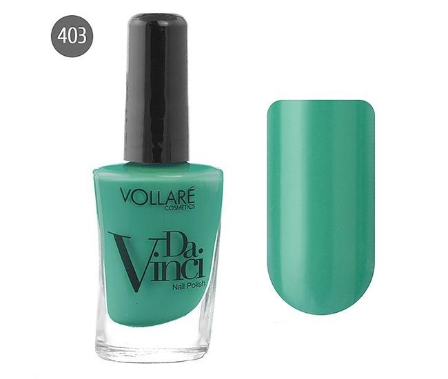Vollare Лак для ногтей Da Vinci 11мл №403