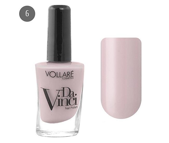 "Vollare ""Da Vinci"" Лак для ногтей 11мл №006"