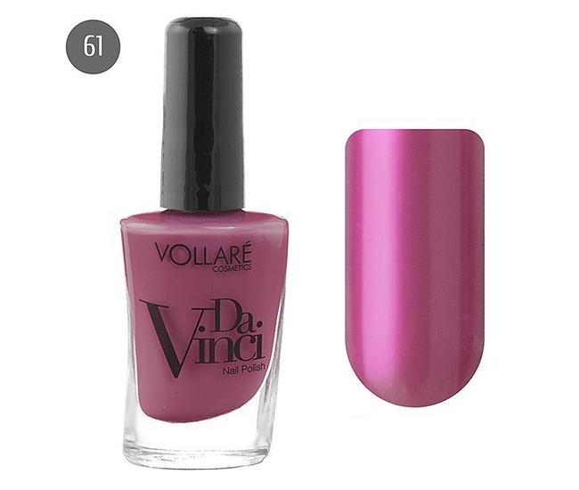 Vollare Лак для ногтей Da Vinci 11мл №061