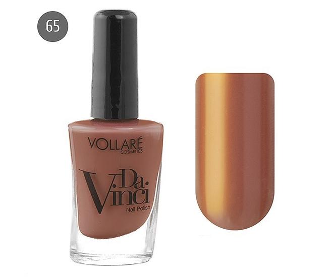 Vollare Лак для ногтей Da Vinci 11мл №065