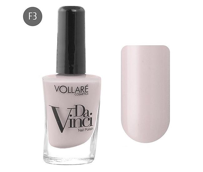 "Vollare ""Da Vinci"" Лак для ногтей 11мл №F03"