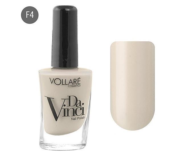 Vollare Лак для ногтей Da Vinci 11мл №F4