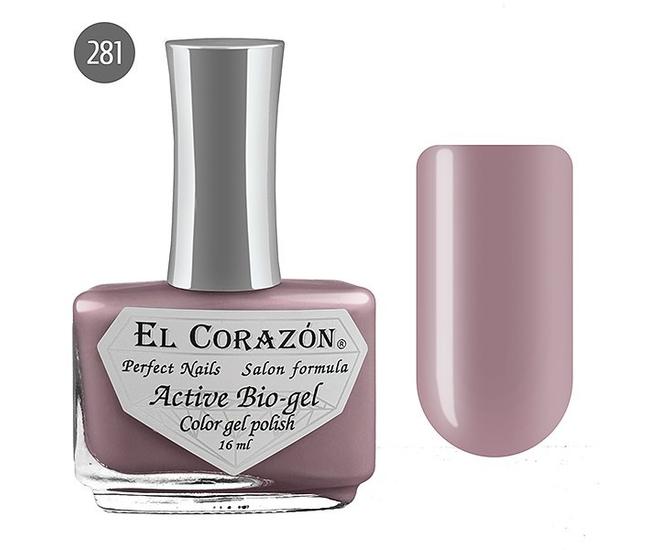 El Corazon Active bio-gel актив био-гель 16мл №281