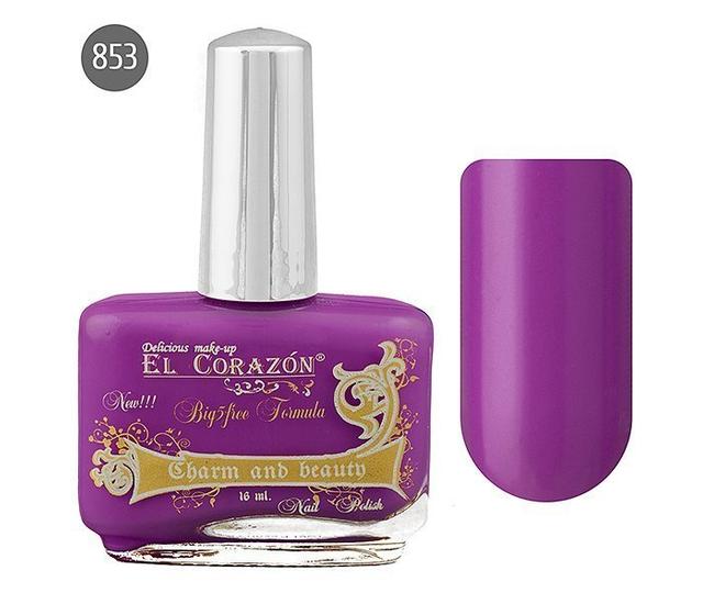 El Corazon Лак для ногтей Charm & Beauty 16мл №853