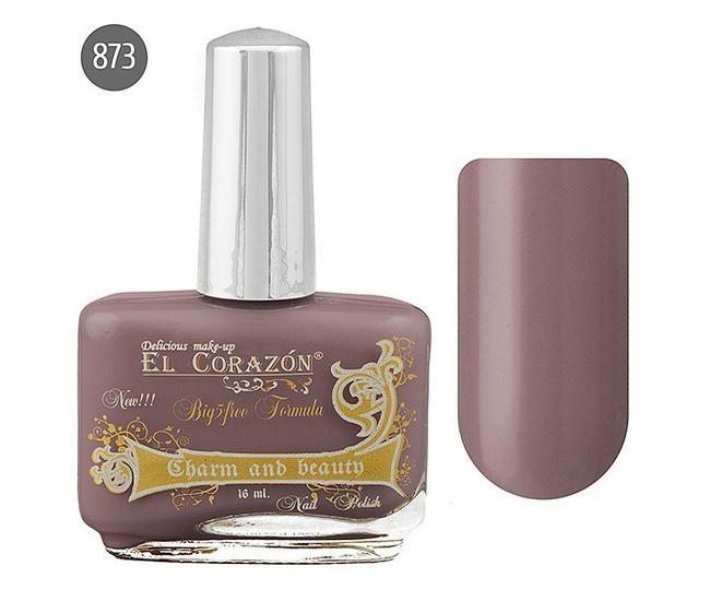 El Corazon Лак для ногтей Charm & Beauty 16мл №873