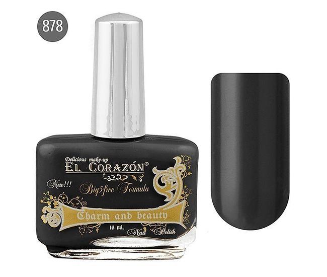 El Corazon Лак для ногтей Charm & Beauty 16мл №878