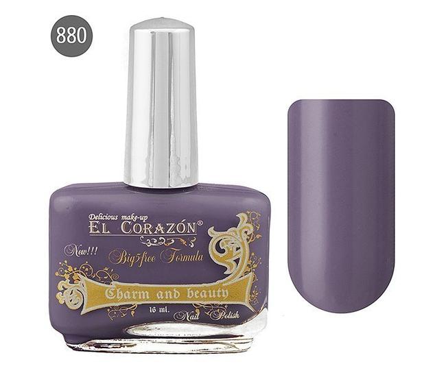 El Corazon Лак для ногтей Charm & Beauty 16мл №880