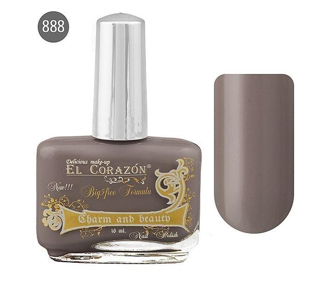 El Corazon Лак для ногтей Charm & Beauty 16мл №888