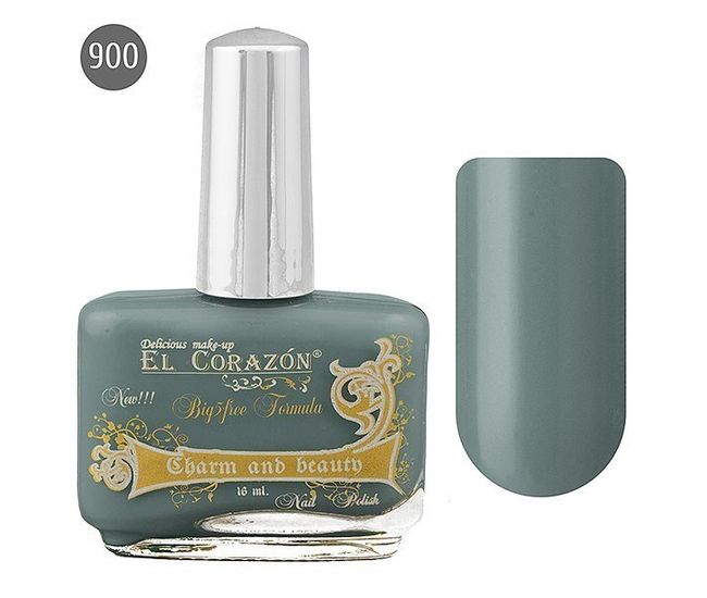 El Corazon Лак для ногтей Charm & Beauty 16мл №900