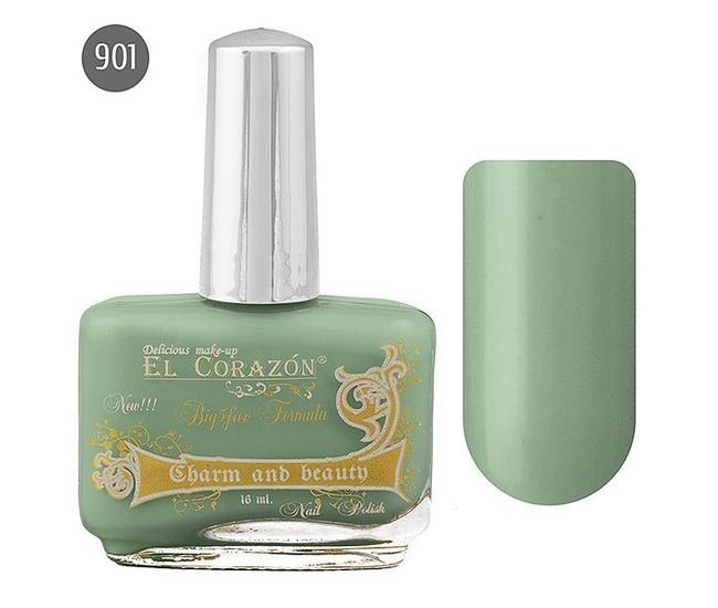 El Corazon Лак для ногтей Charm & Beauty 16мл №901