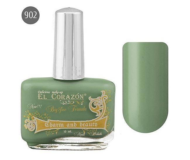 El Corazon Лак для ногтей Charm & Beauty 16мл №902