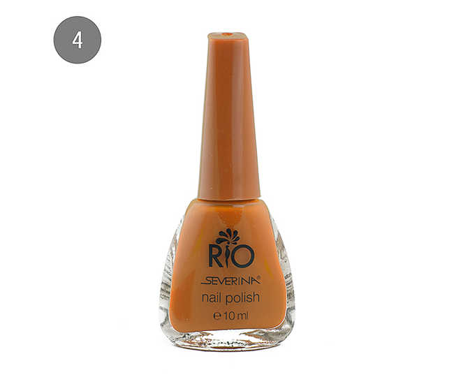 "Severina Лак для ногтей ""Rio'' 10мл №04"