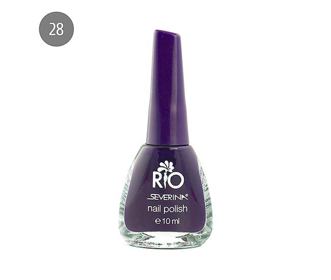 Severina Rio Лак для ногтей 10мл №28