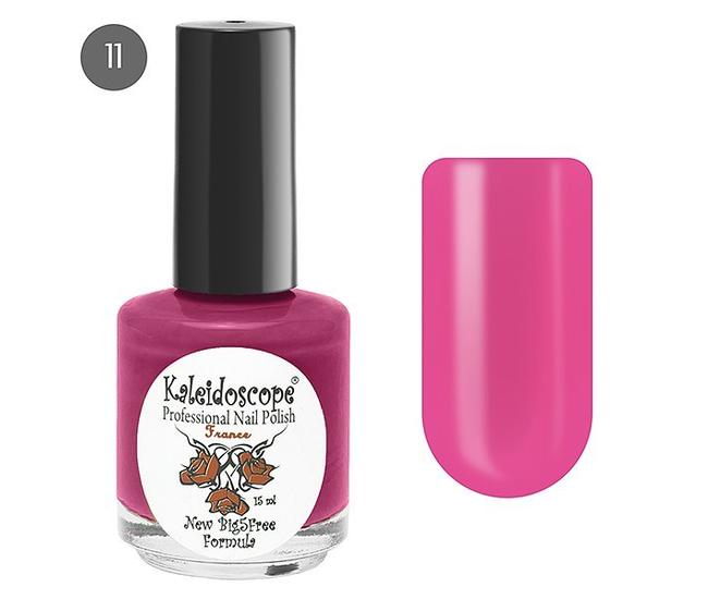 Лак для ногтей Kaleidoscope Яркая Я №11 на дискотеке (пурпурный) 15мл