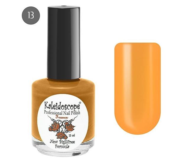 Лак для ногтей Kaleidoscope Яркая Я №13 модница 15мл