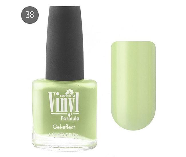 Severina Лак для ногтей ''Vinyl'' 15мл №38