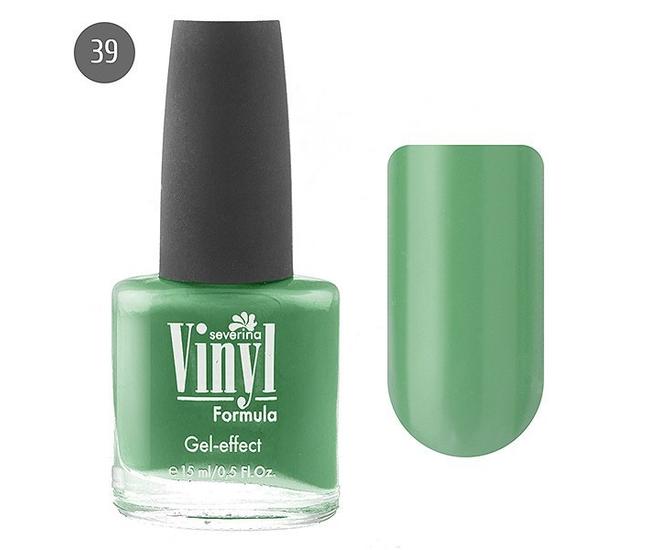 Severina Лак для ногтей ''Vinyl'' 15мл №39
