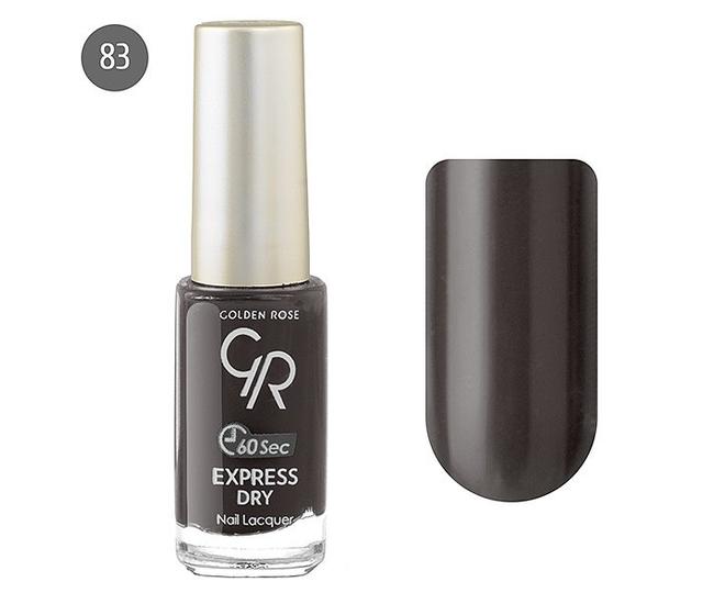 Лак для ногтей Golden Rose Express Dry №83 10мл