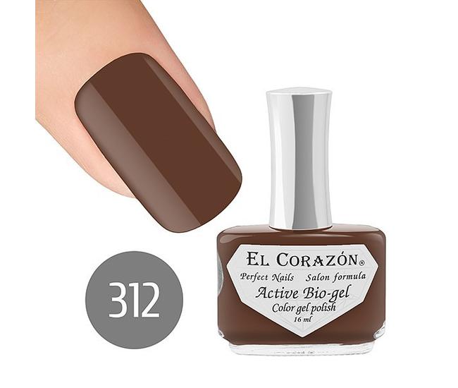 El Corazon Active bio-gel актив био-гель 16мл №312
