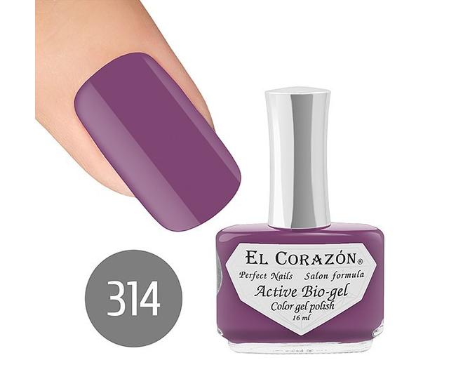 El Corazon Active bio-gel актив био-гель 16мл №314
