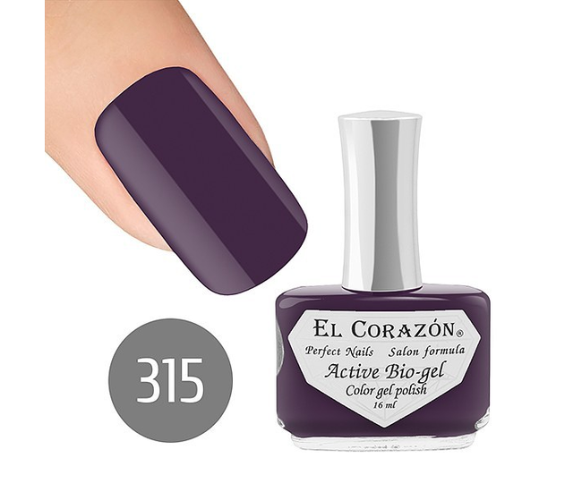 El Corazon Active bio-gel актив био-гель 16мл №315