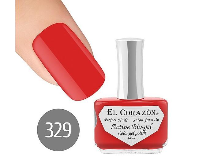El Corazon Active bio-gel актив био-гель 16мл №329