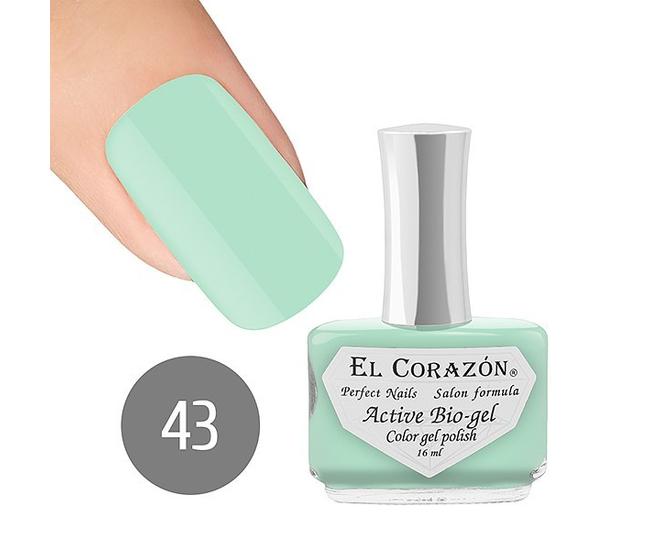 El Corazon Active bio-gel актив био-гель 16мл №43